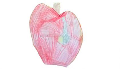 Anya lettem – Hogyan kell különleges almát rajzolni?