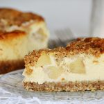 Jóság felsőfokon: Apple Crumble Cheesecake