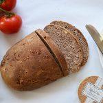 A kedvenc kenyerem: diós rozskenyér