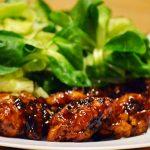 Ragacsos csirkefalat: a legjobb és az összes verzió