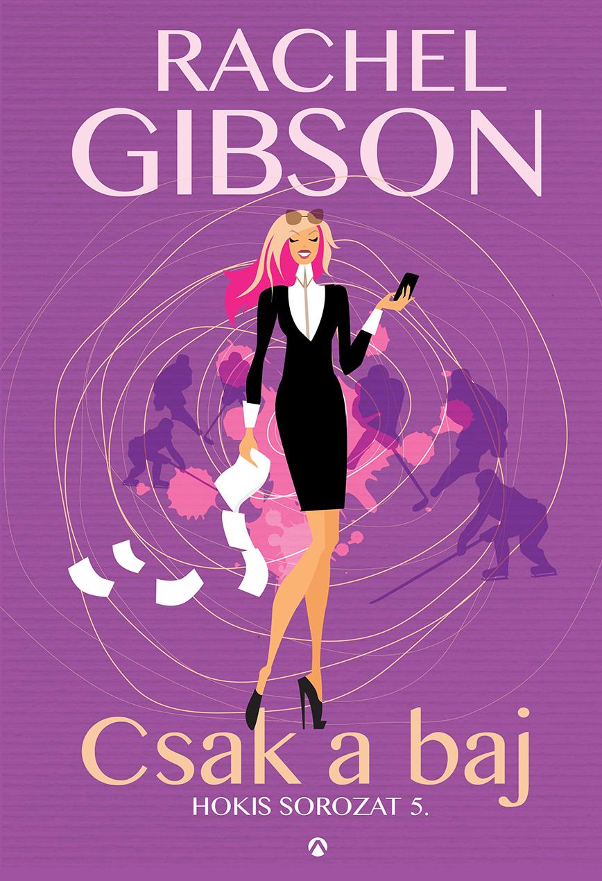 Rachel Gisbon: Csak a baj