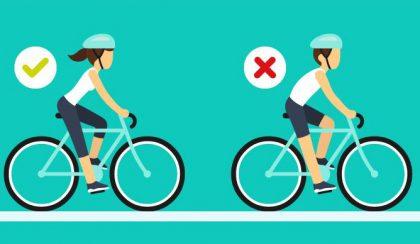 Így biciklizzünk helyesen és biztonságosan!