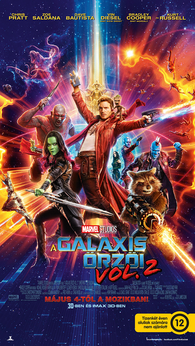 A Galaxis őrzői Vol. 2./Guardians Of The Galaxy Vol. 2.