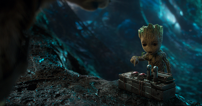 Guardians Of The Galaxy Vol. 2. - Groot