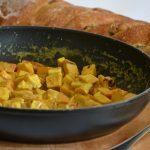 Zseniális curry sárga gévagombából
