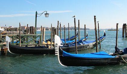 Hétvégi képtár [5.]: Egy nap Velencében