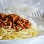 Zseniális bolognai spagetti darált pulykahúsból