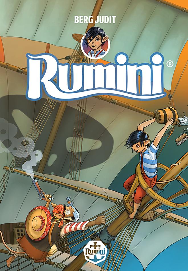 Elvesztette egérjellegét: új illusztrációkat kapott Rumini és 10 évvel az első megjelenés után Nagy Zoltán illusztrációival jelent meg.