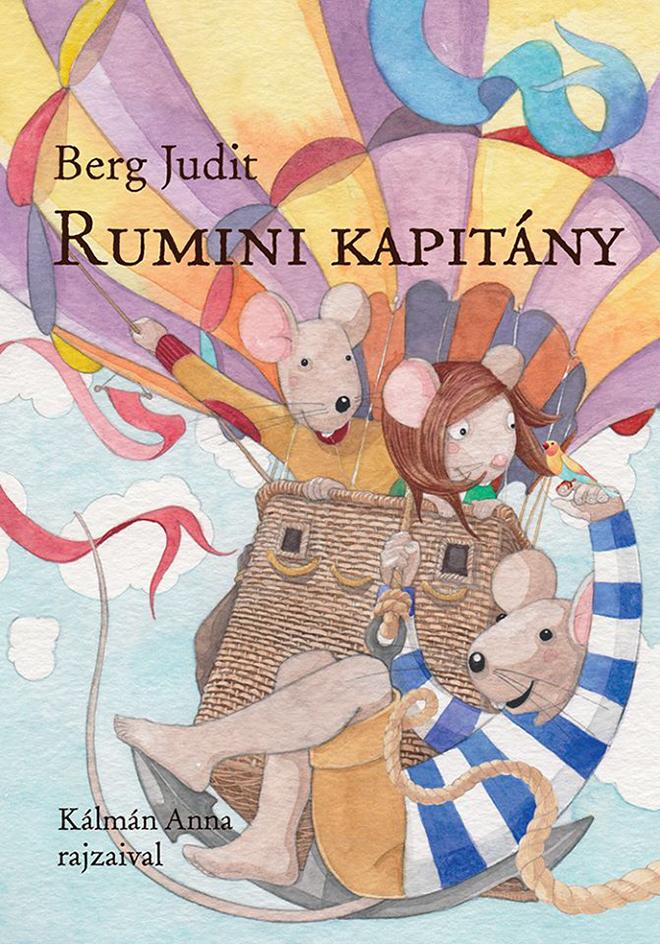 Kálmán Anna illusztrációival ismertük meg Ruminit és kalandjait.