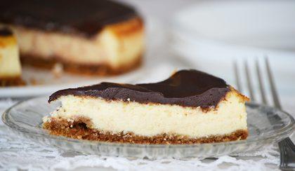A legtökéletesebben csokis new yorki cheesecake! Nem lehet megunni!