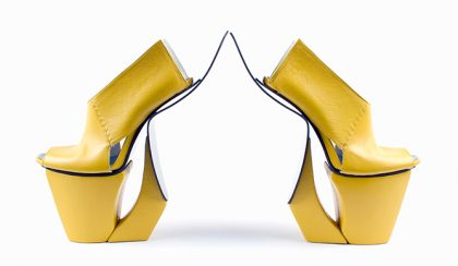 Kis bolondság: cipőmágia a Műcsarnokban