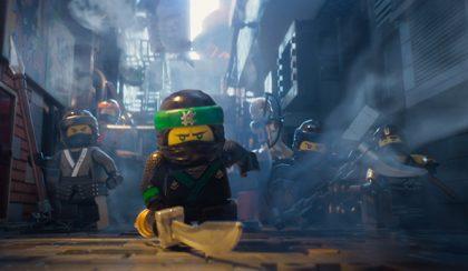 A fiaim legújabb kedvenc filmje – LEGO Ninjago: Film