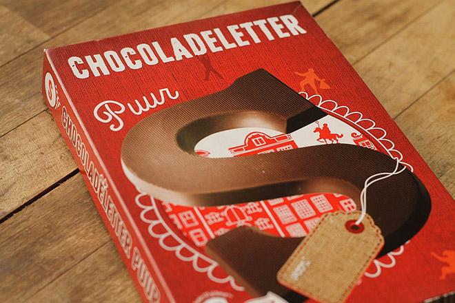 Betűk csokiból/Fotó: Vidra