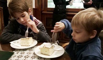 Anya lettem: Ruszwurm krémestől a csokitortáig