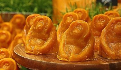 Ha elfogy, örökre eltűnik! Vegyél szappant és ments szumátrai orangutánt!