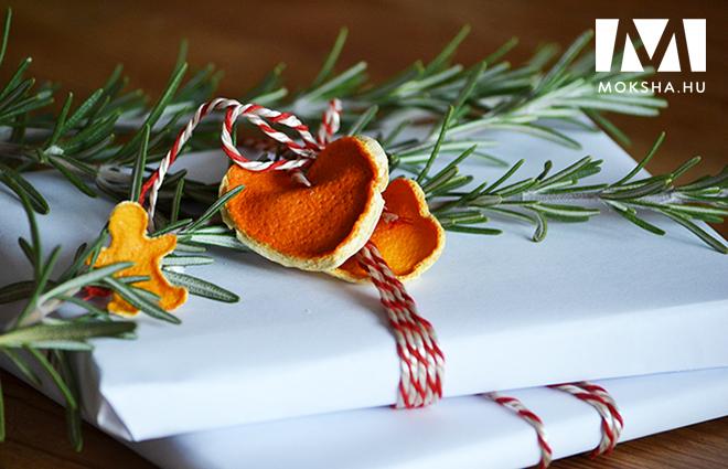 Karácsonyi csomagolás/Fotó: Myreille