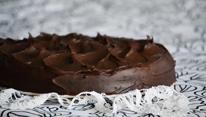 Sacher-torta avagy a tökéletes csokoládés sütemény/Fotó: Myreille