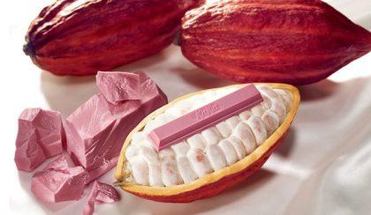 A KitKat támad először rubin, azaz rózsaszín csokoládéval!