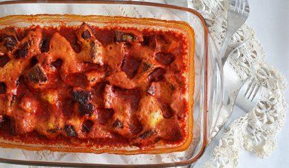Kókusztejes céklacurry a sütőből – mert finom!