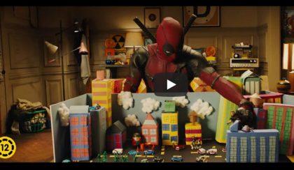 Deadpool végre méltóztatik szinkronizáltan is bemutatni nekünk Kábelt. Emésszétek!