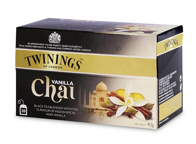 Vanilla Chai Tea