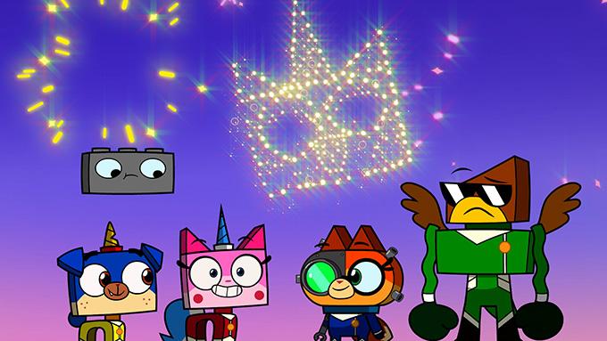 Csoda Kitty és barátai
