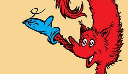 Dr. Seuss: Rókamóka – Jó nyelvtörést Önöknek is!
