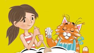 Kalas Györgyi: Tilda és a kövér macska