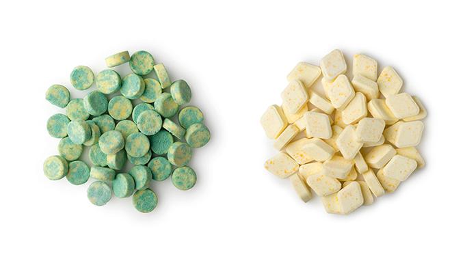Fogtabletta és szájfrissítő tabletta