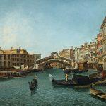 Barokk mesterek velencei vedutái a Magyar Nemzeti Galériában