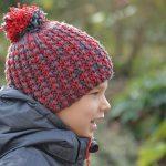 Simple Free Crochet Beanie Pattern