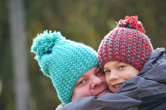 Simple Free Crochet Beanie Pattern