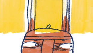 Dániel András: A nyúlformájú kutya