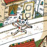 Wéber Anikó: Ragacs, a hős kismacska