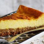 Sáfrányos cheesecake