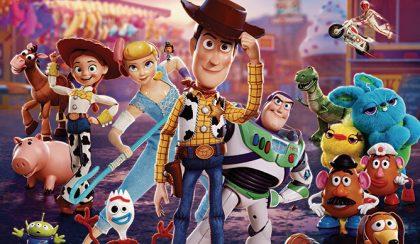 Minden idők legjobb Toy Story-ja lett a negyedik!