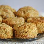 káposztás scone (cabbage scone)