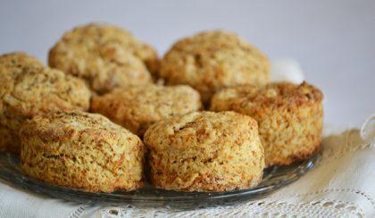 Káposztás scone: jobb, mint a káposztás pogácsa