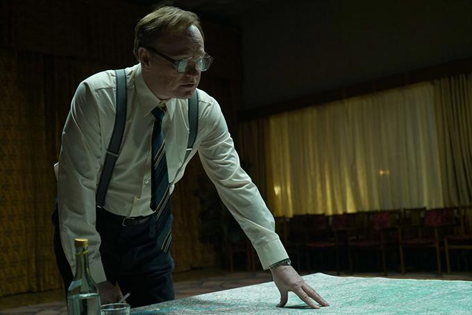 Valery Legasov (Jared Harris) /Csernobil