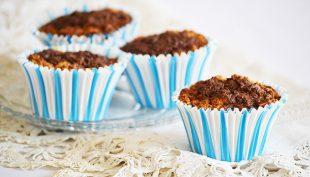 Reggeli&Tízórai: Banános-zabpelyhes muffin