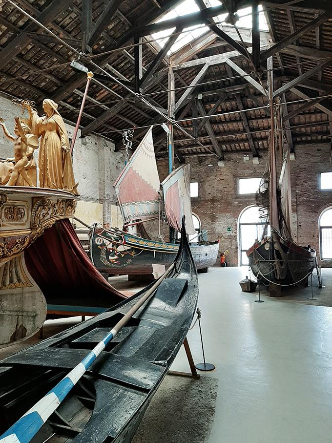 Museo Storico Navale/Venezia - Fotó: Myreille, 2019