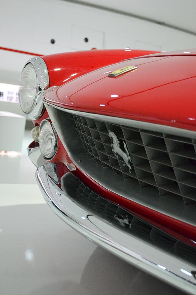 Modena: Museo Casa Enzo Ferrari/Fotó: Myreille, 2019