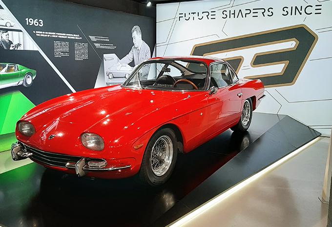 Museo Lamborghini/Fotó: Myreille, 2019