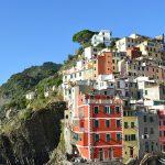 Cinque Terre: Riomaggiore és a strand a rejtett öbölben