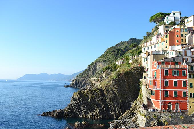 Cinque Terre: Riomaggiore/Fotó: Myreille, 2019