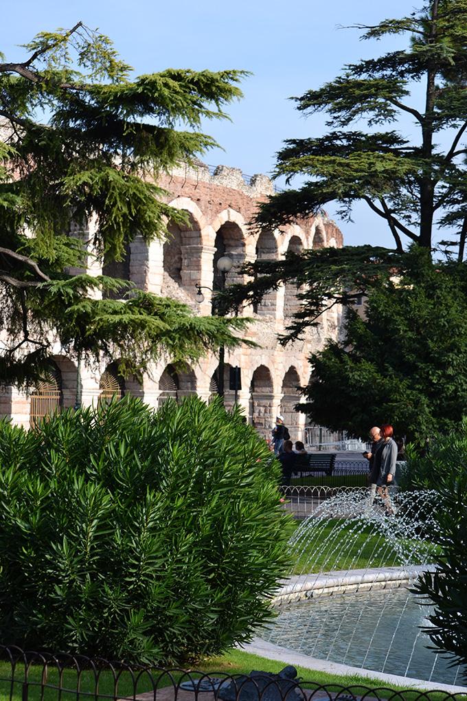 Aréna, Verona/Fotó: Myreille, 2019