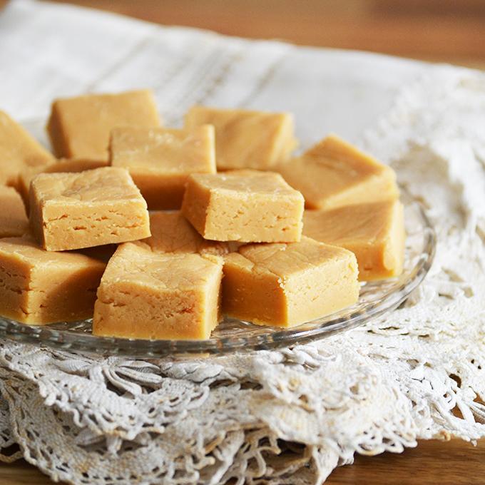 Selymesen krémes vajkaramella, avagy 4 hozzávalós fudge/Fotó: Myreille