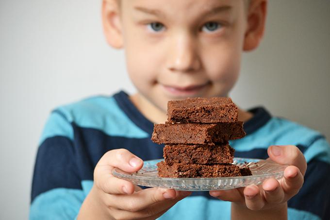 Dani és a legfinomabb brownie/Fotó: Myreille