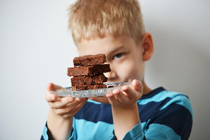 A legfinomabb brownie/Fotó: Myreille