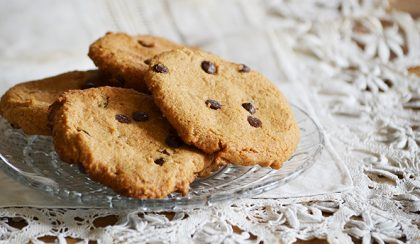 TGIF:  Peanut butter chocolate chip cookies
